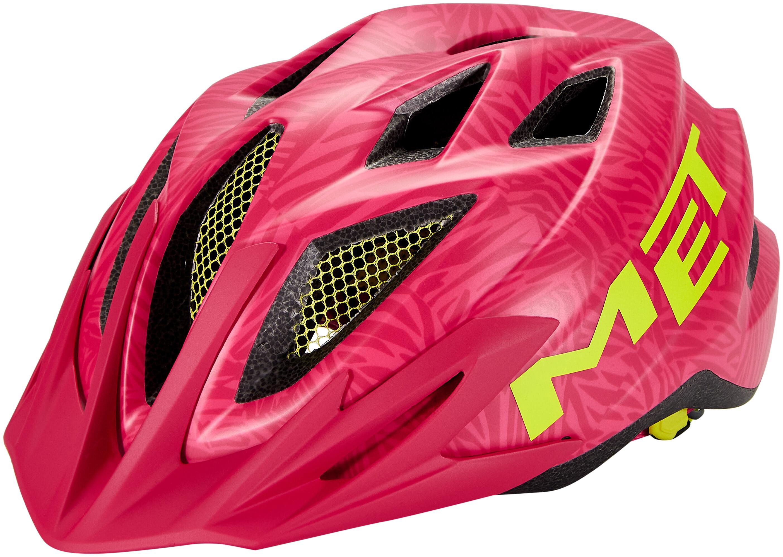 Uvex Kid 3 Enfants BMX Dirt Vélo Casque Flower Pink 2021
